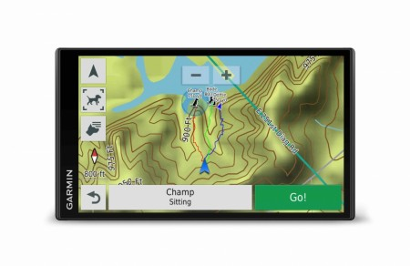 Garmin DriveTrack 71 MT-S